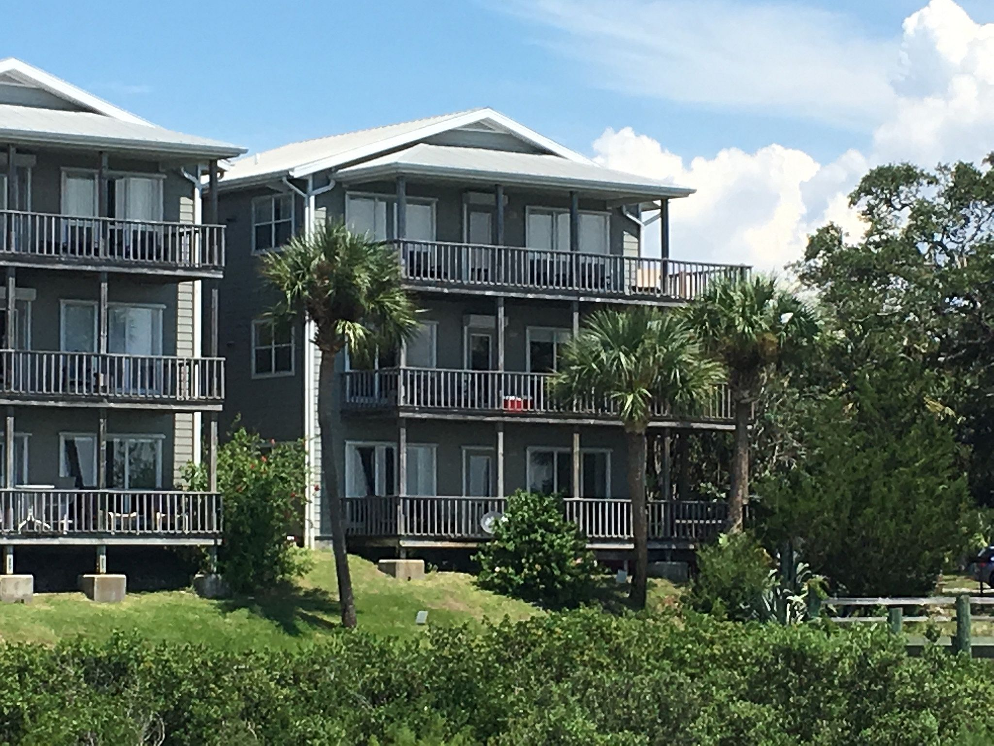 Vacation Condominium Rentals in Cedar Key FL